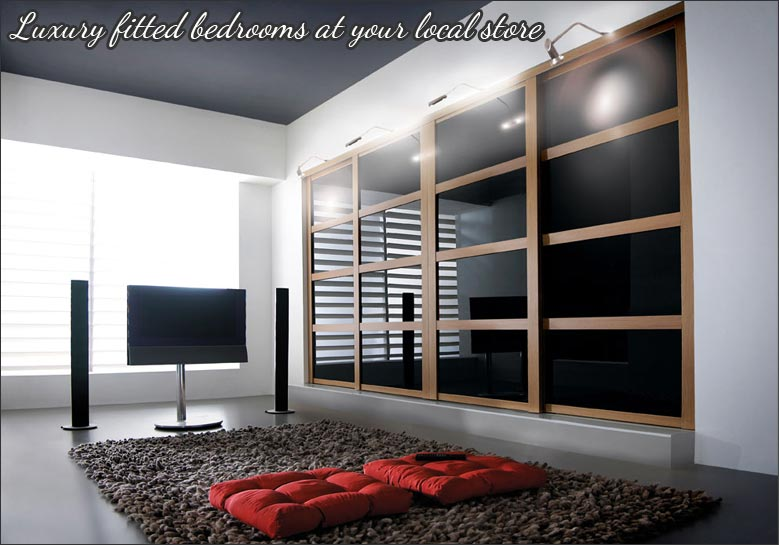 Fitted Bedrooms Sliding Doors In West Lothian Fife And