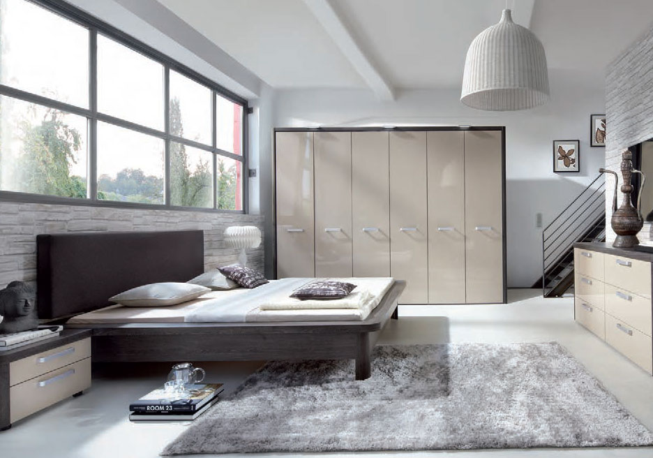 Modern fitted bedrooms